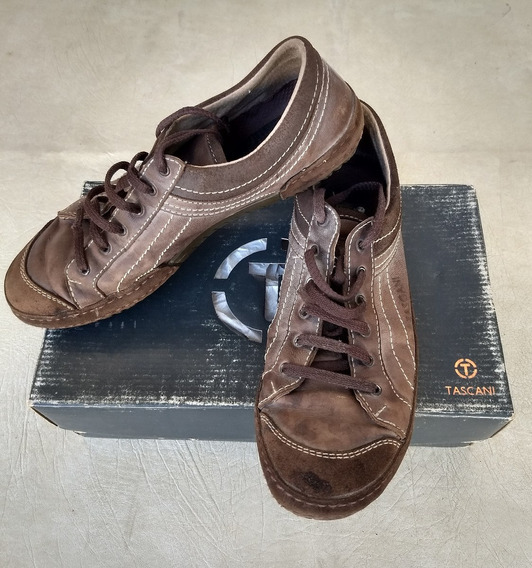Vendo Zapatillas Tascani Hombre(núm: 41 Grande )($1600)