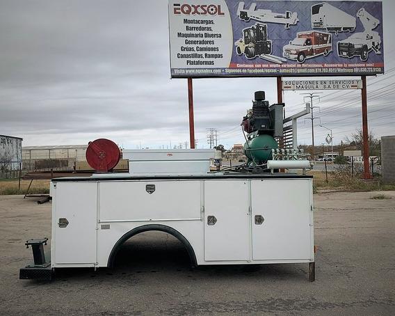 Caja De Servicio Para Camion Taller