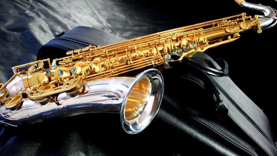 Tenor Saxophone Para Kontakt + Kontakt Portable