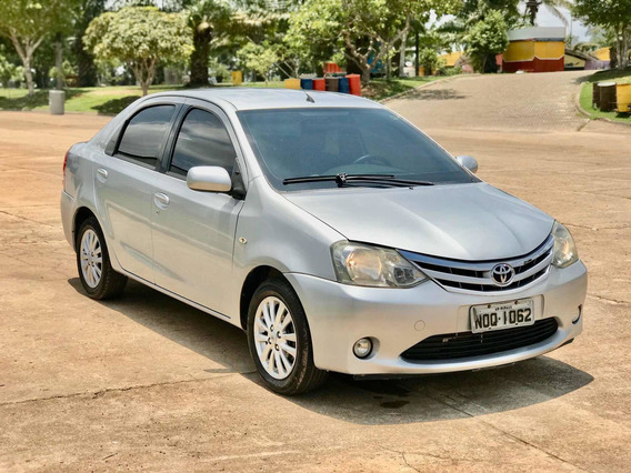 Toyota Etios 1.5 16v Xls 5p 2013