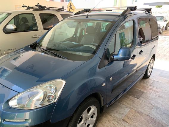 Peugeot Partner Tepee 2014