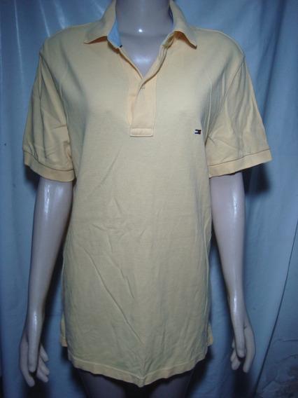 Camisa Polo Masculina Da Tommy Hilfiger Tam P