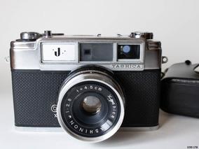 Câmera Fotográfica Analógica Yashica J