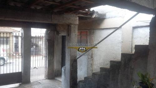 Terreno À Venda, 250 M² Por R$ 600.000,00 - Jardim Vila Formosa - São Paulo/sp - Te0083