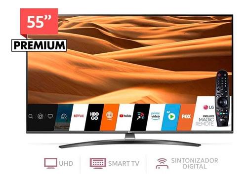 Imagen 1 de 3 de Televisor LG 55 Uhd 4k,smart Tv,webos 4.5 Sellado
