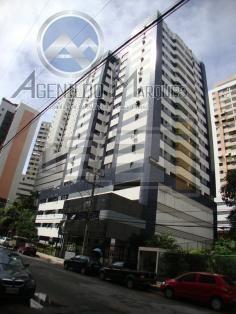 Apartamento Para Locação Em Salvador, Pituba, 2 Dormitórios, 1 Banheiro, 2 Vagas - 232