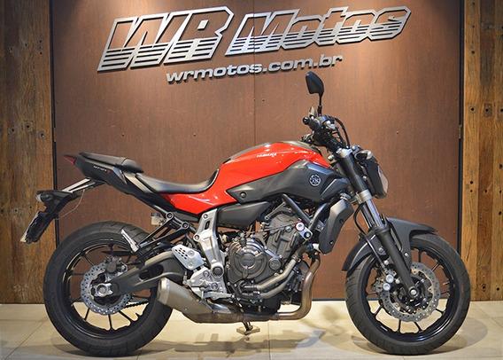 Yamaha Mt-07. Abs
