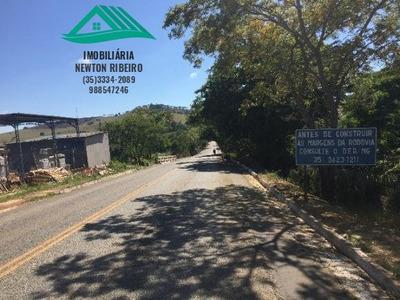 Chácara A Venda No Bairro Zona Rural Em Piranguinho - Mg. - 231-1