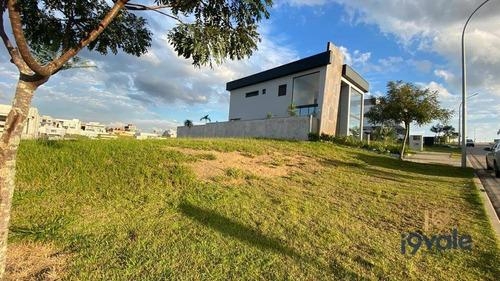 Lindo Terreno À Venda, Condomínio Residencial Alphaville Ii - São José Dos Campos/sp - Te0818
