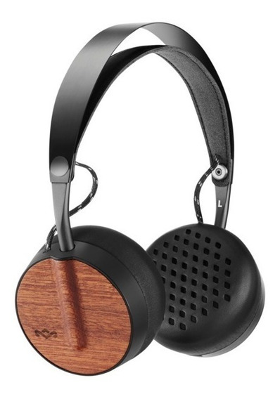 Auriculares Bt Buffalo Soldier Bt House Of Marley S Black