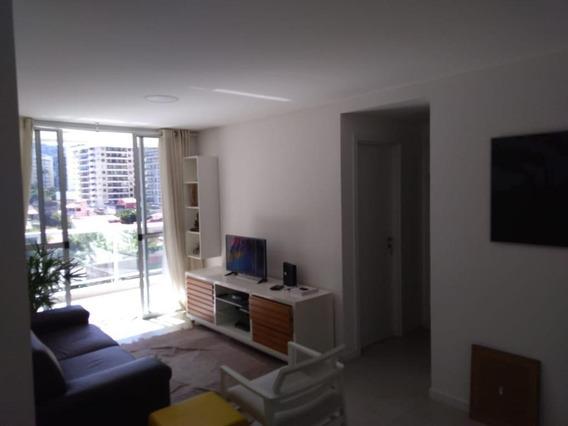Apartamento Em Santa Rosa, Niterói/rj De 75m² 2 Quartos À Venda Por R$ 400.000,00 - Ap279367