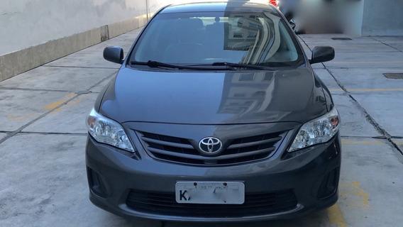 Toyota Corolla Gli Automático 1.8 2011/2012