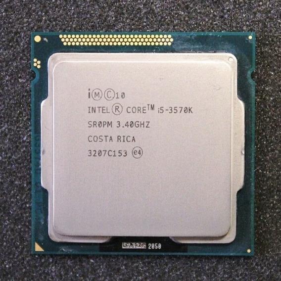 Processador I5 3570k 3.4 Ghz