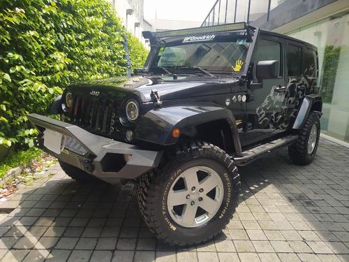 Jeep Wrangler 2011 3.6 V6 Unlimited Sahara 4x4 At