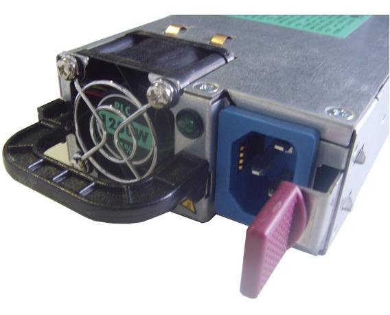 Fonte Proliante Hp 1200w Platinum Dps-1200fb-1 Hp 570451-101
