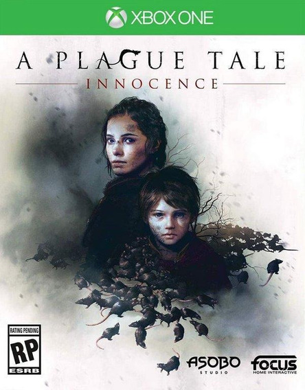 A Plague Tale Innocence Xbox One Midia Fisica Lacrado Novo
