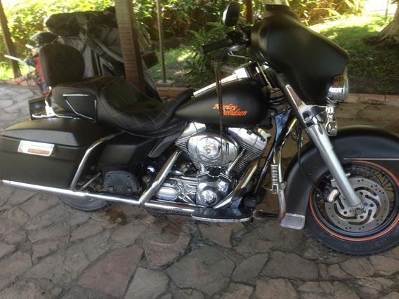 Linda Moto Harley Davidson Electra Glide 1.450cc Semi Nova
