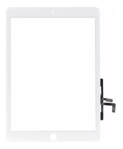 Tela Touch Vidro iPad 5 A1822 A1823 9.7 Polegadas Branco