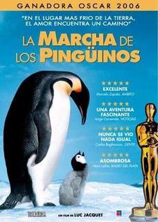 Dvd - La Marcha De Los Pinguinos