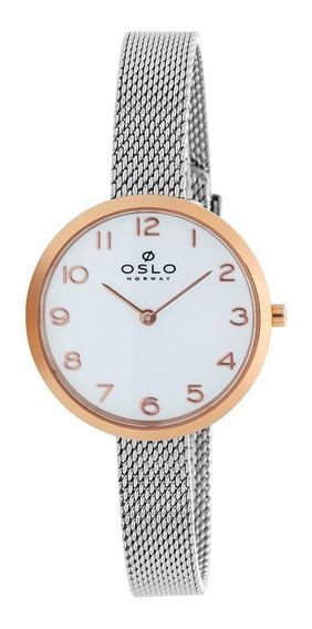Relogio Oslo Oftsss9t0018 B2sx Analogico