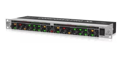 Compresor Limitador De Sonido 2 Vias Behringer Mdx2600