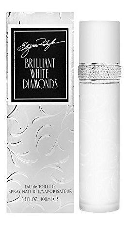 Imagen 1 de 1 de Elizabeth Taylor White Diamonds Brilliant Eau De Toilette Pa