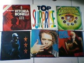 Lote Com 53 Vinis-lp-rock Internacional.vários