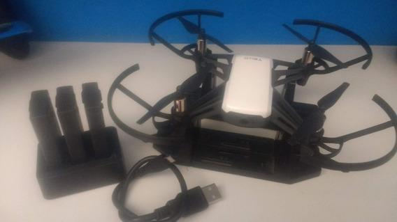 Drone Dji Tello Com 3 Baterias