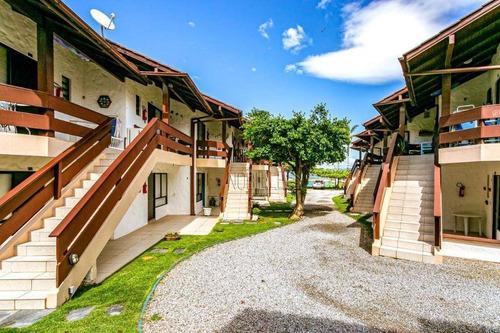 Apartamento Com 1 Dormitório À Venda, 35 M² Por R$ 295.000,00 - Cachoeira Do Bom Jesus - Florianópolis/sc - Ap1638