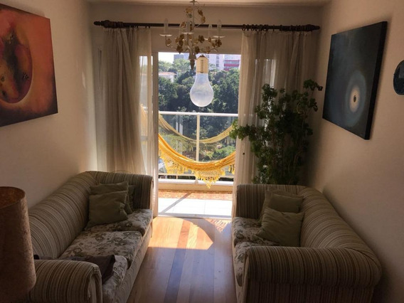 Apartamento Em Vila Madalena, São Paulo/sp De 48m² 1 Quartos À Venda Por R$ 590.000,00 - Ap227402