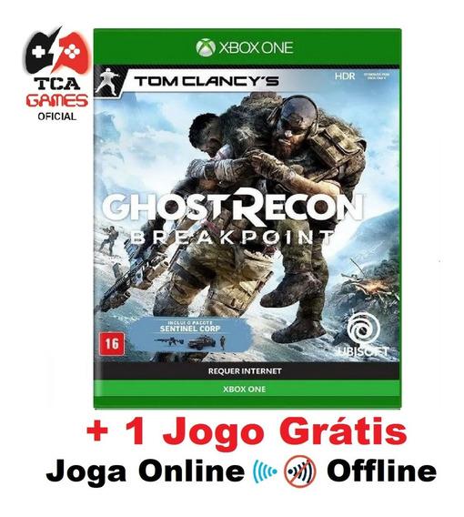 Tom Clancys Ghost Recon Breakpoint Xbox One Mídia Digital