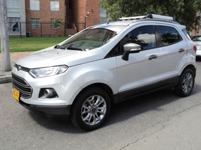 Ford Ecosport Freestyle 2.0 Mt 2013