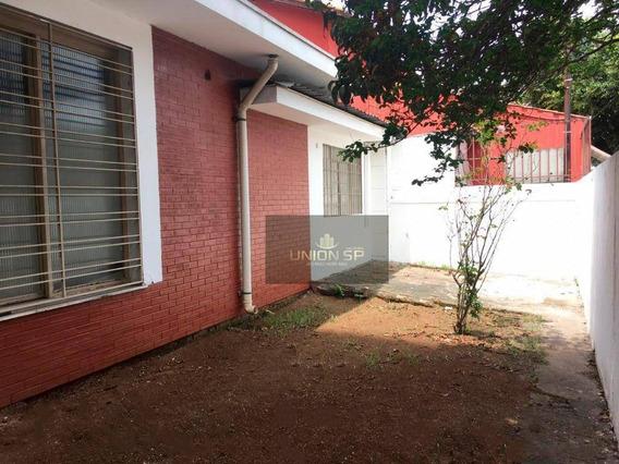 Casa Com 7 Dormitórios À Venda, 384 M² Por R$ 3.710.000 - Moema - São Paulo/sp - Ca1521