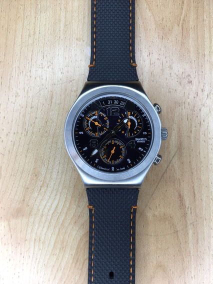 Relógio Swatch Irony Chrono - Novo