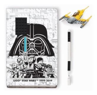 Lego Star Wars, Naboo Starfighter: Set De Papelería