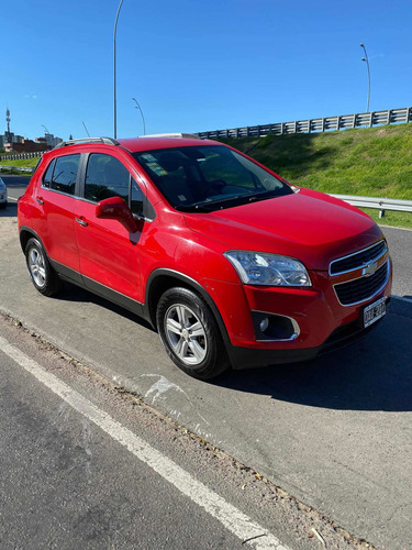 Imagen 1 de 12 de Chevrolet Tracker 1.8 Ltz At. 4x4