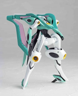 Vox Aura Revoltech Yamaguchi Serie 122 Nuevo