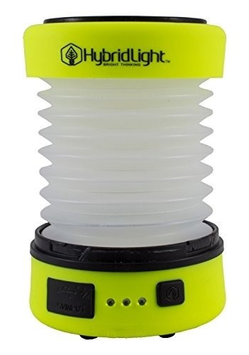 Hybridlight Solar Rechargeable Lantern/cell Phone Charger. 1