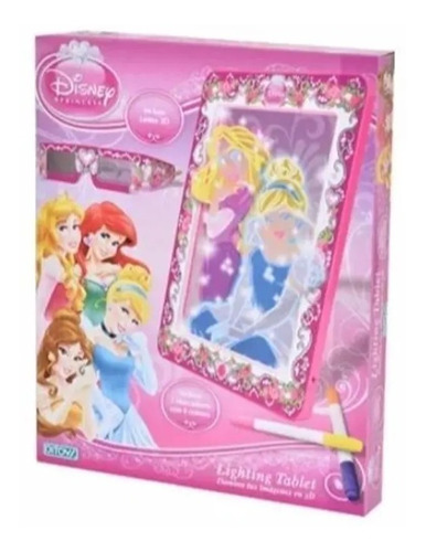 Tablet Magic 3d Princesas (5298)