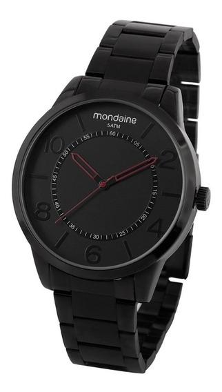 Relógio Masculino Mondaine Analógico - 53926gpmgpe3 Preto