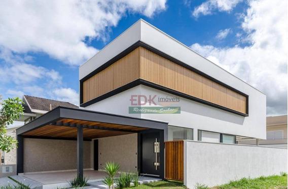 Casa Com 4 Dormitórios À Venda, 269 M² Por R$ 1.230.000 - Urbanova - São José Dos Campos/sp - Ca2515