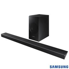 Soundbar Samsung 5.1 360w Subwoofer Sem Fio Hw-n650/zd