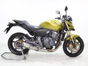 Honda Cb 600 F Hornet 2011 Verde