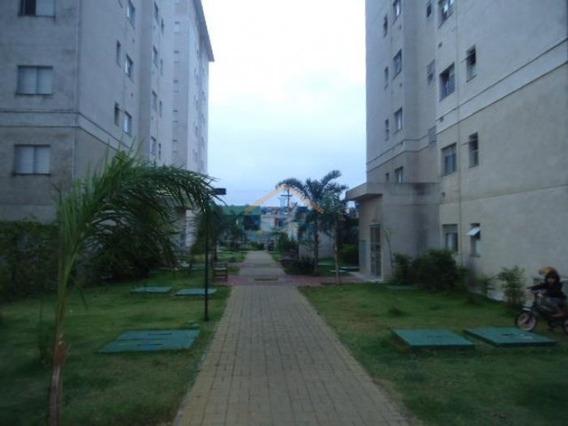 Apartamento Em Condomínio Padrão Para Locação No Bairro Jardim Santo Antônio, 2 Dorm, 0 Suíte, 1 Vagas, 51m² M - 5