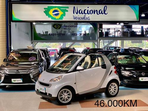 Imagem 1 de 12 de Smart Fortwo 1.0 Cabrio Turbo 12v Gasolina 2p Automático