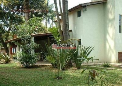 Sobrado Residencial À Venda, Vila Represa, São Paulo - So0017. - So0017