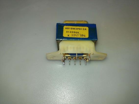 Transformador Da Placa De Microondas 6010w2p012a 127v