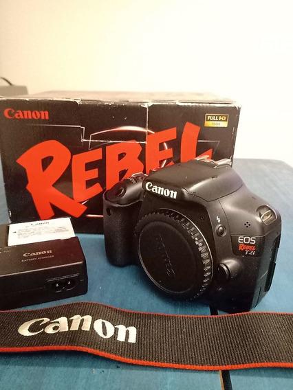 Canon T2i - 550d - Sem Lente
