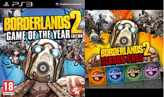 Borderlands 2 + Season Pass ~ Ps3 Digital Español