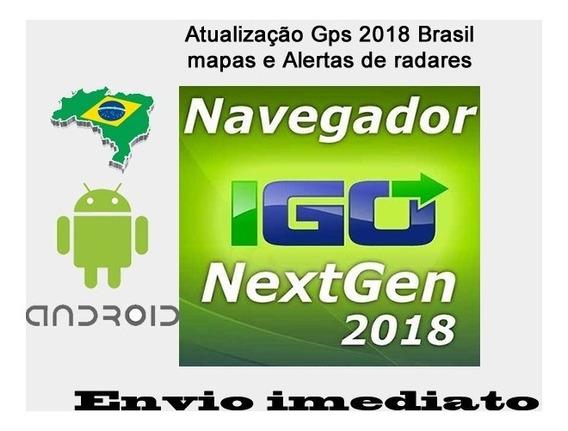 Gps Igo Nextgen 2018 Android